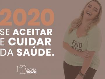 Meta 2020: Se aceitar e cuidar da saúde